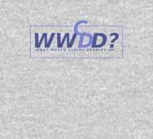'What Would Claire Dearing Do?' Jurassic World T-Shirt Unisex T-Shirt
