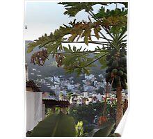 Southside of Puerto Vallarta - El sur de Puerto Vallarta  Poster