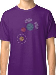 Gamecube Controller Button Symbol - Hexagon Classic T-Shirt