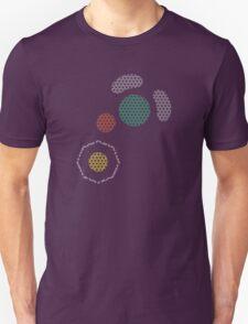 Gamecube Controller Button Symbol - Hexagon Unisex T-Shirt
