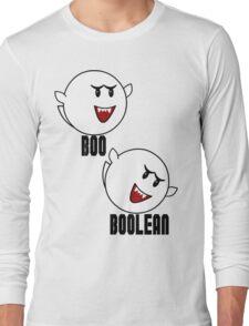 BooLean  Long Sleeve T-Shirt