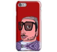 hipster vampire iPhone Case/Skin