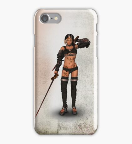 Fantasy Heroine I Phone Case iPhone Case/Skin