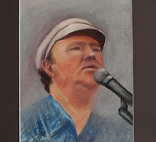 Liam Clancy by Joe Fogarty