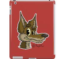 Coyote head iPad Case/Skin