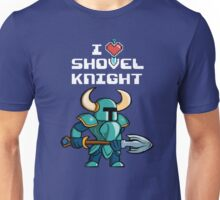 Shovel Knight Love Unisex T-Shirt