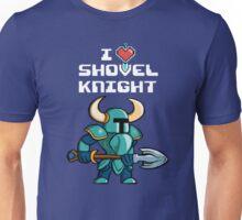 Shovel Knight Love Unisex T-Shirt