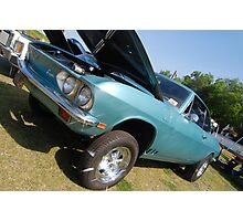 Corvair gasser Photographic Print
