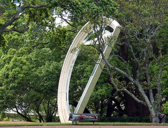 Albert Park, New Zealand by dgscotland