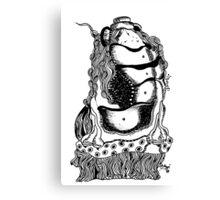 Hide & Seek Canvas Print