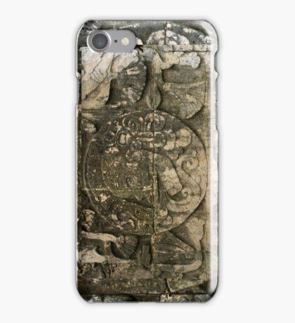 mayan ruin  iPhone Case/Skin