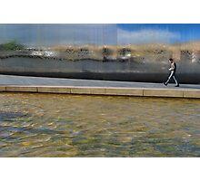 Reflection - Sheffield Photographic Print
