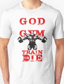 God of the gym T-Shirt