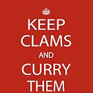 Keep Clams and Curry Them by Iain Maynard