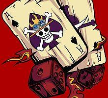 Pirate's Cards by Arien Jorgensen