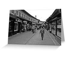 Sarajevo,2015 Greeting Card