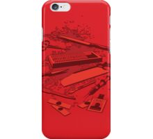 Serial Killer Toolbox iPhone Case/Skin