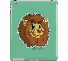 Lion head iPad Case/Skin