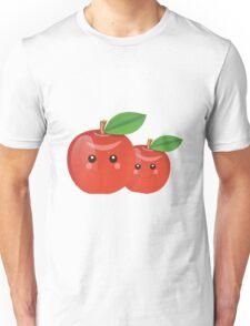 Kawaii Apples Unisex T-Shirt