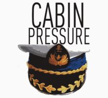 Cabin Pressure! by Margaret Wickless