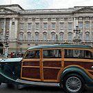 "1937 Rolls Royce ""Woody"" 25_30 Shooting Brake Chassis by TeeMack"
