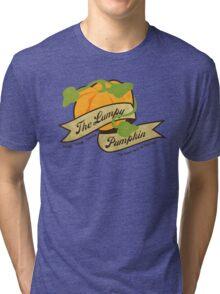 The Lumpy Pumpkin Tri-blend T-Shirt