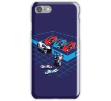END OF LINE iPhone Case/Skin