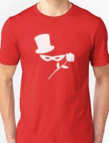 Masked Man in a Tux T-Shirt