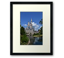 Magic Kingdom, Orlando Framed Print