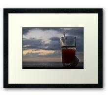 Relax, St. Pete Framed Print