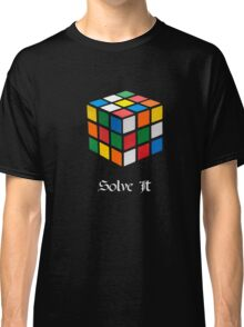 Rubik's Cube: Solve It Classic T-Shirt