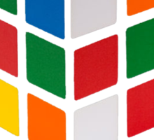 Rubik's Cube: Solve It Sticker