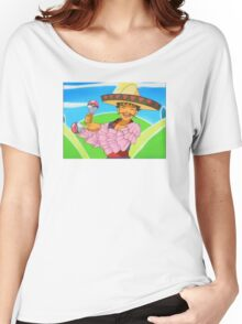 Groovy Brock Women's Relaxed Fit T-Shirt