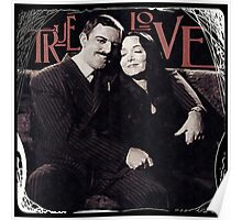 Gomez & Morticia Addams: True Love Poster