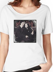 Gomez & Morticia Addams: True Love Women's Relaxed Fit T-Shirt