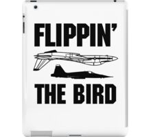 Flippin the Bird iPad Case/Skin