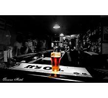 Bar Room Light Photographic Print