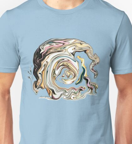 Swirl-dance Unisex T-Shirt