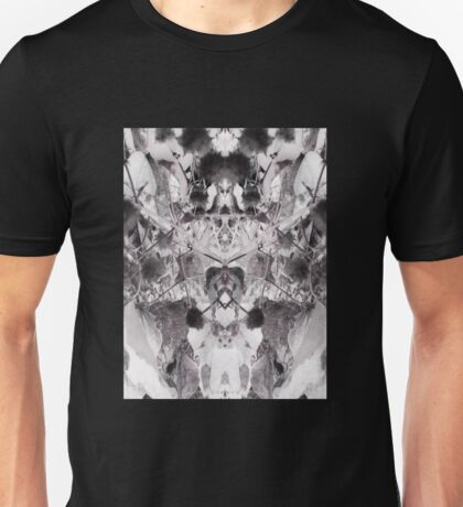 Diaphanous symmetry Unisex T-Shirt