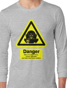 Sontaran Danger! Long Sleeve T-Shirt