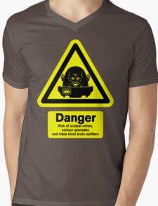 Sontaran Danger! Mens V-Neck T-Shirt