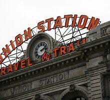 Union Station by Rob Chiarolli