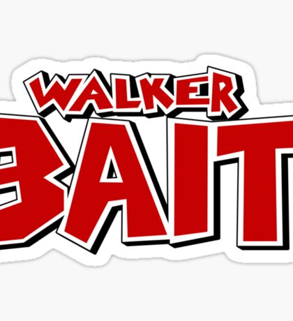 Walker Bait Sticker