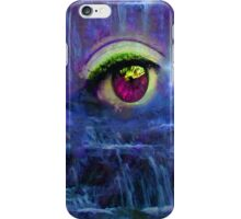 Waterfall Tears iPhone Case/Skin