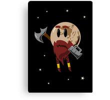 Pluto, the Dwarf Planet Canvas Print