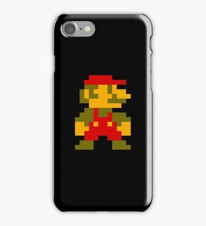 8 Bit Mario iPhone Case/Skin