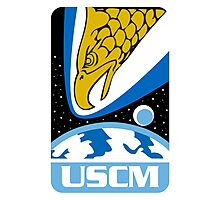 USCM Colonial Marines Photographic Print