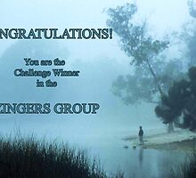 Banner Entry For Zingers by Eve Parry