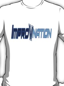ImproVNATION Stretched Logo Tee T-Shirt