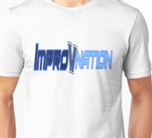 ImproVNATION Stretched Logo Tee Unisex T-Shirt